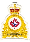 Canadian Forces Europe badge