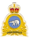Canadian Forces Northern Region Headquarters badge