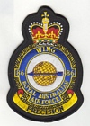 86 Wing badge