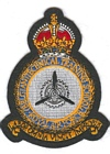 (Belgian) Technical Training School badge
