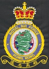 RAF Hong Kong badge