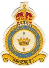 Royal Air Force Flying College badge
