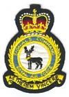 Signals Command badge