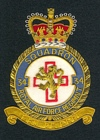 34 Sqn RAF Regiment badge