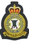 2503 (County of Lincoln) Squadron badge
