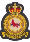 3701 (County of Sussex) Radar Reporting Unit badge