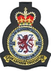 602 (City of Glasgow) Squadron badge