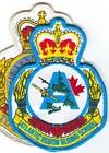 Regional Gliding School (Atlantic) badge