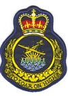Regional Gliding School (Pacific) badge