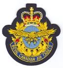 Royal Canadian Air Cadets badge (english)